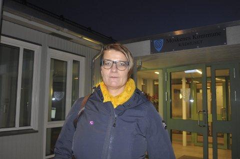 Mest fornuftig: Varaordfører Laila Jusnes Kristiansen (Ap) mener en barnehage for Moskenes på Sørvågen er en framtidsrettet løsning. Kommunen har 36 plasser på Sørvågen, og 22 unger i hele kommunen som ønsker barnehagelass. Foreldrene på Reine mener barnehagen på Reine er bedre egnet.foto: MAGNAR JOHANSEN