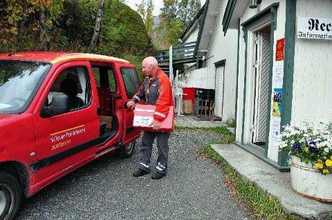 Om 15-25 år antar man at postbudene er borte