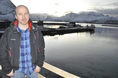 EU-BORGERE FÅR TILGANG TIL NORSK FISKEKVOTER? Daglig leder i Norges Kystfiskarlag, Bjørnar Kolflaath, mener et smutthull i EØS-avtalen kan få store konsekvenser for Kyst-Norge. Nå vil kystfiskarlaget har med seg samarbeidspartnere for å få en juridisk vurdering av om EU-borgere skal få fiske på norske kvoter. FOTO: MAGNAR JOHANSEN