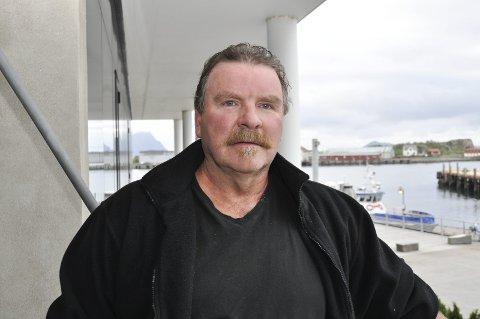 Planutvalgets representant: Holger Pedersen skal representere planutvalget. Foto: Arkiv
