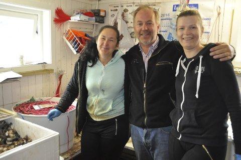HJELP: -Virga og Jurga står for opplæringen av de nye egnerne  og de gjør en kjempejobb, sier Jens Petter Gylseth.