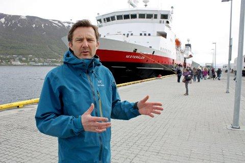 Prosjektleder Stein Lillebo