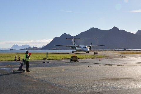 Charterfly: Et selskap fra Oslo setter opp charterfly fra hovedstaden til Lofoten i sommer.