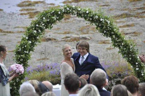 I fjor sommer giftet Kristin Størmer Steira seg med Devon Kershaw fra Canada