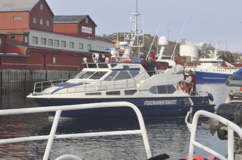Fiskerikontroll: Leder i Nordland Fylkes Fiskarlag, Jan Fredriksen, mener Fiskeridirektoratets kontrollverk ikke kan få bukt med fiskejuks. – Det er opp til den enkelte fisker og fiskekjøper om vi skal ha en ren næring, sier han. illustrasjonsfoto: MAGNAR JOHANSEN