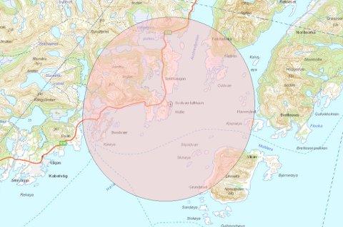 Droneflyging over Svolværgeita må heretter avtales på forhånd med flytårnet ved Svolvær lufthavn Helle.