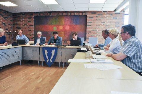 Garasjedom: Planutvalget avgjør hvordan kommunen skal handtere dommen i garasjesaken.