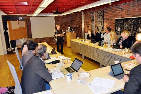 Leder rus- og psykiatri i Vestvågøy kommune, Kirsten Jensen, var i årets første formannskapsmøte og informerte om at de nå setter ned en gruppe som skal utrede sammenslåing med hjemmetjenesten.