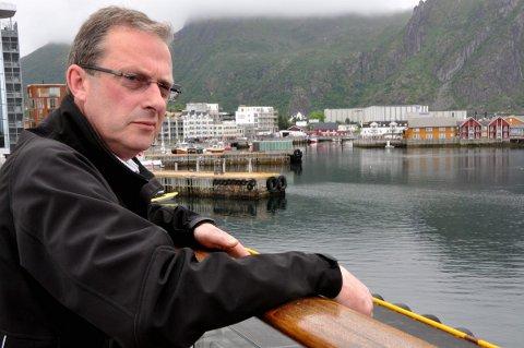 NYTT: Svein Tennes har etablert Tennesfjord AS