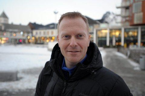 Gründer: Direktør Knut-Eirik Dybdal sier Arctic Race of Norway promoterer landsdelen som turistmål, og Norge generelt.