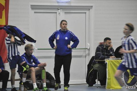 Tina Ness er ny styreleder i Svolvær idrettslag.