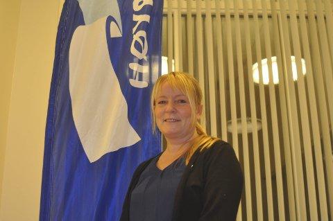 ORDFØRERKANDIDAT? Bente Anita Solås sa nei til gjenvalg til fylkestinget. Så ombestemte hun seg nylig, etter at nominasjonskomiteen hadde fordelt de øverste plassene. FOTO: Magnar Johansen