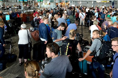 Gardermoen passerte 25 millioner passasjerer i fjor