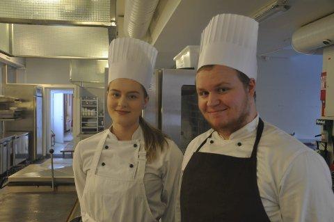 Spent: Trine Karlsen og Thomas Elvestad er klare for deres største utfordring. En hel måned i Italia for å lære mer om matkultur og hvordan italienerne lever. Foto: Kai Nikolaisen