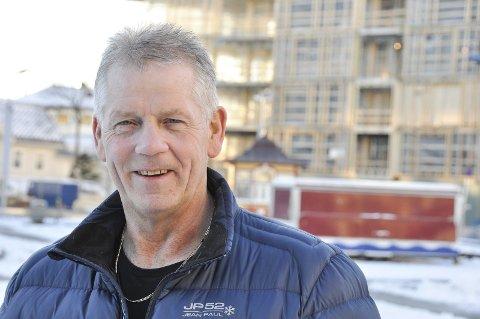 Vil skape trivsel: Wiggo Pettersen er leder for helt nye Strauman sør innbyggerforening. - Vi ønsker levende bygder, sier han.