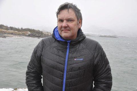 Forventninger: Stortingskandidat og leder i Nordland Høyre, Jonny Finstad, er fornøyd med at regjeringen inkluderer den planlagte oljevern/miljøbasen i Lofoten og Vesterålen i nordområdesatsingen. – Det er viktig med tanken på prioriteringen av basen, blant annet som kompetansemiljø mot plastforsøpling nasjonalt og internasjonalt, mener Finstad.