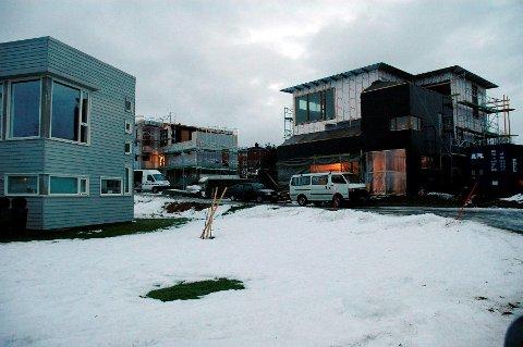 Lofoten har hatt stor omsetning av boliger i mars