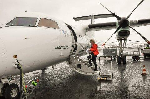 Justeringer: Flyrutene til og fra Lofoten justeres fra og med i dag. Widerøe har tidligere varslet kutt på 44 flyvninger i Lofoten og Vesterålen fra 13. august.