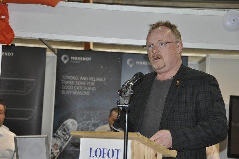 Folkemøte: Onsdag kveld inviterer fiskeriminister Per Sandberg til folkemøte på Melbu om trålerpliktene.