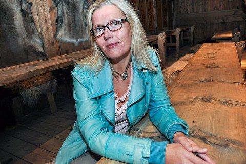 Markedssjef Hege Anita Eilertsen, Museum Nord og Lofotr Vikingmuseum.
