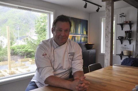 Lofoten Food Studio på Ballstad drives av Roy Magne Berglund, og nevnes nå i Michelin sammenheng.