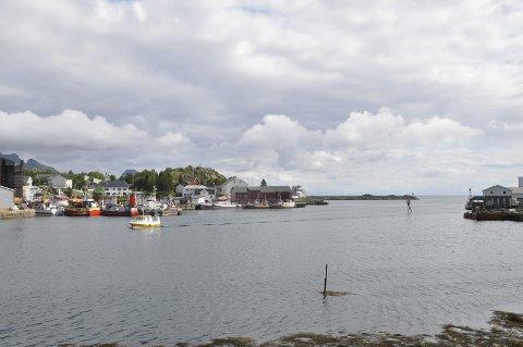Ballstad havn: Næringslivet på Ballstad mener investeringer i havneområdet vil stoppe opp om havna ikke utdypes for å ta inn større fiskebåter. Arbeiderpartiet og Høyre krangler nå om Aps forslag om 200 millioner til havna i NTP er troverdig eller ikke. foto: kai Nikolaisen