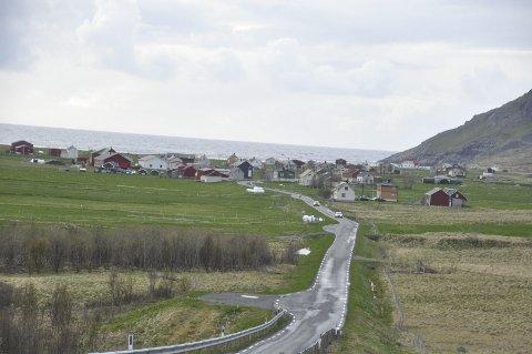 BYGG TIL BESVÆR: Vestvågøy kommune har et dilemma etter bygging av fritidsbolig og garasje på Unstad.