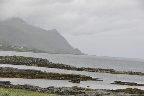 Oppdrett: Lofoten Sjøprodukter får ikke bruke Flæsa-området til oppdrett av laks av hensyn til Farstadvassdraget.