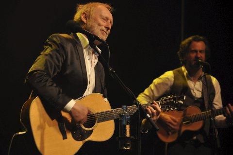 Populær: Seks uker før konserten med Halvdan Sivertsen i Meieriet er alle billettene revet bort. Arkivfoto