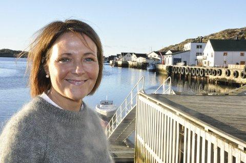 Fornøyd: Ellingsen Seafood AS leverte et solid 2017 og administrerende direktør Line Ellingsen uttalte i mars at tallene lå an til å bli rekordhøye.