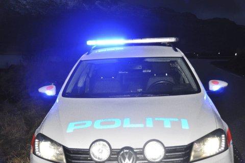Etterforskning: Politiet etterforsker et innbrudd i en fritidsbolig i Valberg. Ill. foto: Kai Nikolaisen