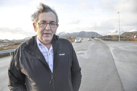 Kommunal tabbe: Magnus Ellingsen (Frp).