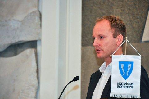 Reagerer: Vestvågøy-ordfører Remi Solberg reagerer kraftig på forslaget om å legge ned studietilbudet i Lofoten og Vesterålen.