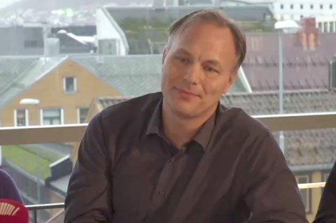 TOPPKANDIDAT: Pål Julius Skogholt fra Vestvågøy stiller som ordførerkandidat for SV i Tromsø. Han sier helse og omsorg blir de viktigste temaene framover og han peiler seg inn mot et samarbeid med Arbeiderpartiet om valget neste høst går godt.