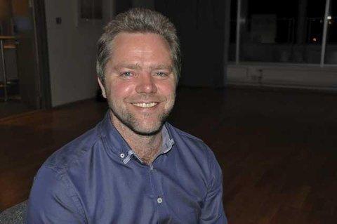 Gaute Wahl er gjenvalgt som leder i Vågan Venstre.