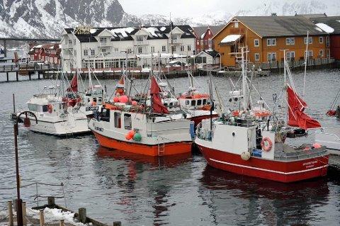 UTSATT: Sjarkfiskere er en utstatt yrkesguppe. Ill.foto