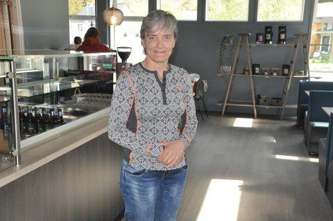 Kafé: LIsbeth Eriksen åpner Click Kafe Lofoten