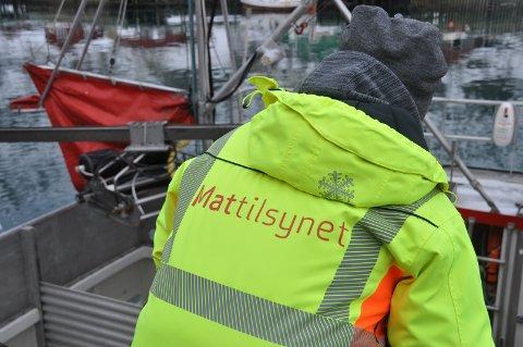 BETINGET: Mattilsynet ga Myre Fiskemottak AS avdeling Moskenes en betinget godkjenning. Ill.foto