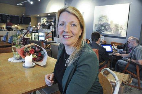 LEGGER NED: Marianne Rasmussen har bestemt seg for å legge ned Sans og Samling. Bildet er tatt i en annen sammenheng
