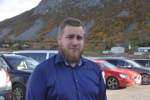 OLJEVIRKSOMHET: Varaordfører i Flakstad, Niilo Nissinen, mener Lofoten må markere seg mot prøveboring etter olje åtte mil sør for Røst.