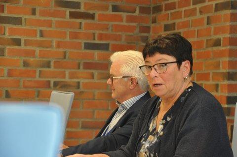 JOBB: Eva Karin Busch (Ap) beklager at flyktninger flytter fordi de ikke får jobb.