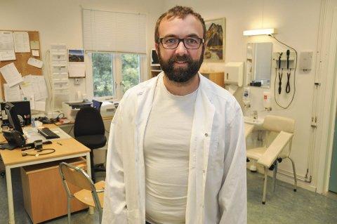 Kommuneoverlege og smittevernlege i Vågan, Jan Håkon Juul.