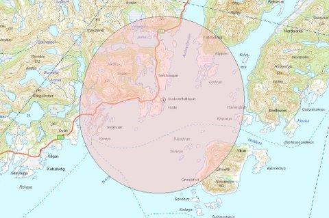 Det er ikke lov å fly droner innenfor 5 km fra lufthavner, med mindre annet er avtalt.