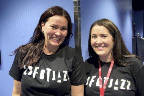 Arrangørene Eva-Mette Lundahl og Ragnhild Ørnes har avlyst LofotJAZZ 2019, men lover å være tilbake i 2020.