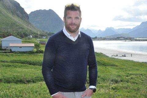 NESTLEDER: Flakstad-ordfører Hans Fredrik Sørdal rykker opp til nestleder i Nordland Ap.