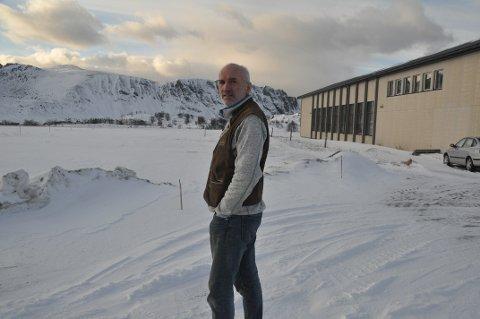 UTREDNING: Eier av Fredvang skole, Trond Lohne, vil utrede renovering av Ramberg skole.