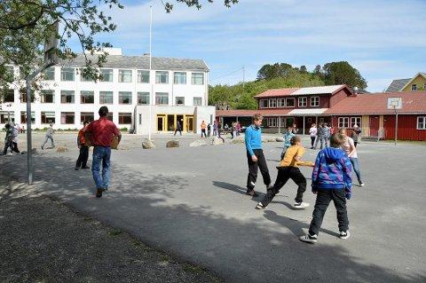 Ballstad og Fygle skole foreslås nedlagt i Norconsults rapport om skolestrukturen i Vestvågøy. Illustrasjonsfoto