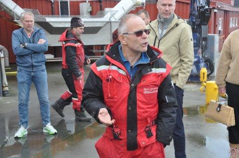 KJØPER LEILIGHETER: Fiskeprodusent Kristian Gjertsen på Fredvang kjøper leiligheter som ansatte kan leie.