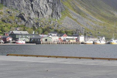 SOLGT:  Fiskebruket på Ramberg er solgt.