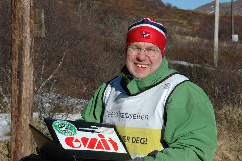 Romjulsmarsj: Skigruppeleder i IL Blest, Raimond Grimstad, sier det blir romjulsmarsj også i år.